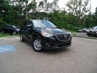 2016 Mazda CX-5 Touring NAVIGATION. BLIND SPOT MONITOR SEFFNER, Florida 9