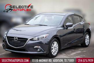2016 Mazda Mazda3 i Touring,Sunroof,Rearcamera,Blindspot in Addison, TX 75001