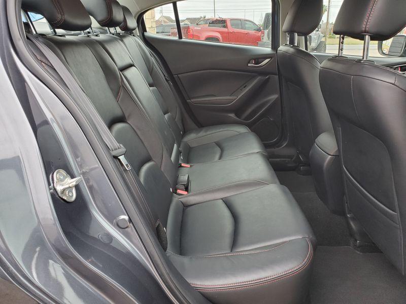 2016 Mazda Mazda3 i Grand Touring  Brownsville TX  English Motors  in Brownsville, TX