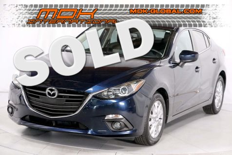 2016 Mazda Mazda3 i Touring - Manual - BOSE - Navigation in Los Angeles