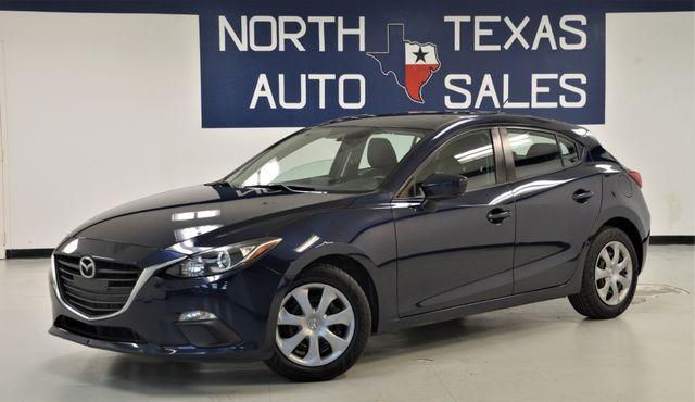 2016 Mazda Mazda3 i Sport in Dallas, TX 75247