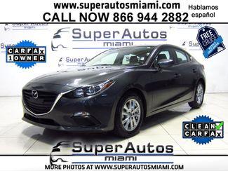 2016 Mazda Mazda3 i Sport in Doral FL, 33166