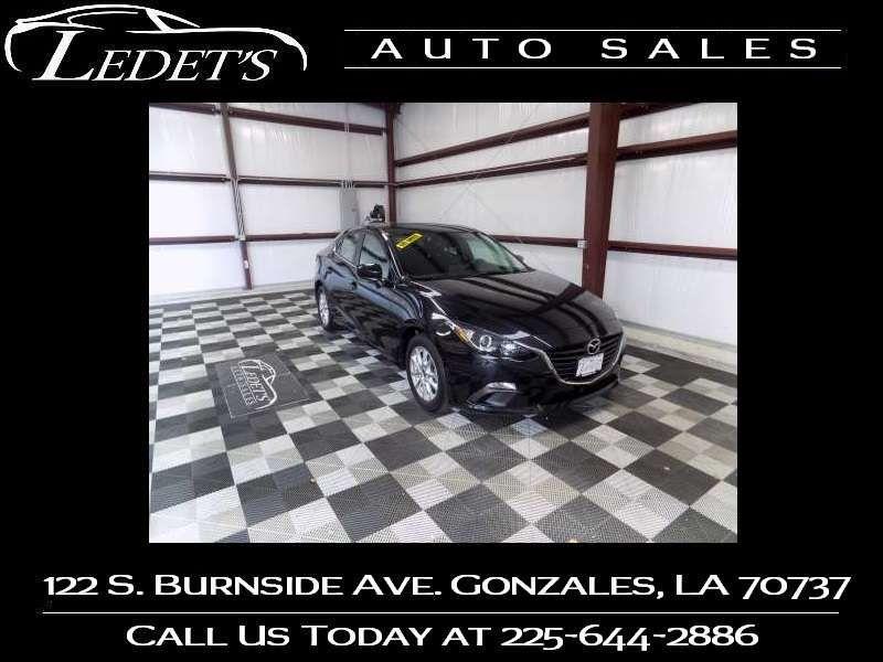 2016 Mazda Mazda3 i Sport - Ledet's Auto Sales Gonzales_state_zip in Gonzales Louisiana