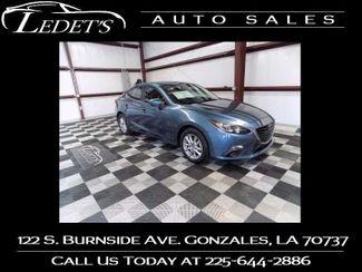 2016 Mazda Mazda3 i Sport - Ledet's Auto Sales Gonzales_state_zip in Gonzales