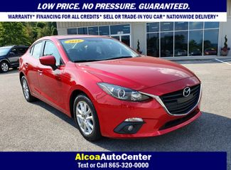 2016 Mazda Mazda3 i Touring 6-Speed in Louisville, TN 37777