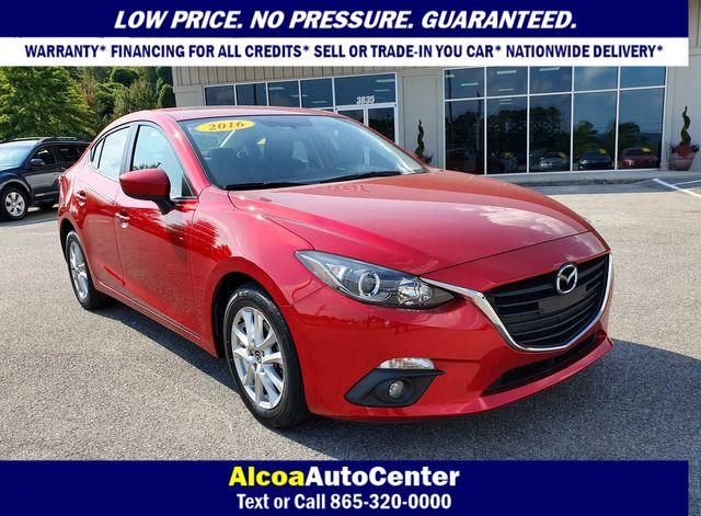 2016 Mazda Mazda3 i Touring 6-Speed