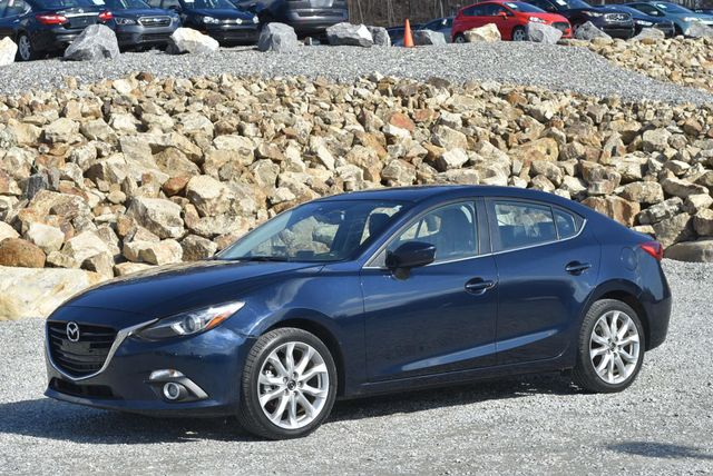 2016 Mazda Mazda3 s Grand Touring Naugatuck, Connecticut