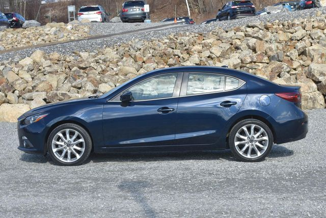2016 Mazda Mazda3 s Grand Touring Naugatuck, Connecticut 1