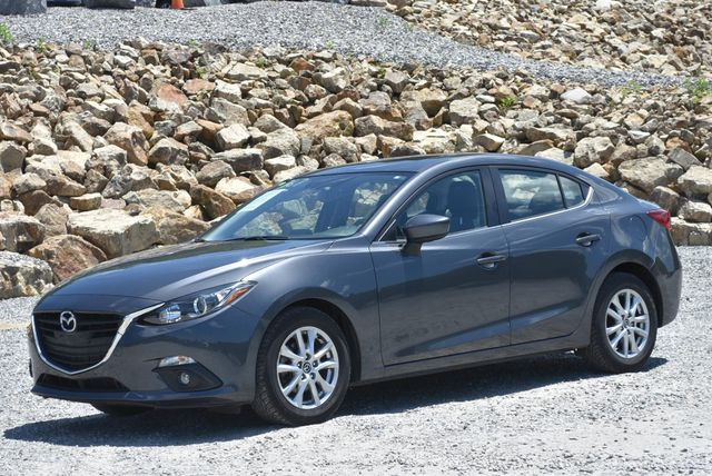 2016 Mazda Mazda3 i Grand Touring Naugatuck, Connecticut 0