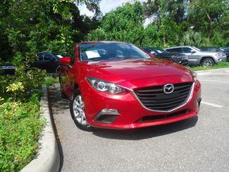 2016 Mazda Mazda3 i Sport ALLOY. BLIND SPOT M. CAMERA SEFFNER, Florida 8