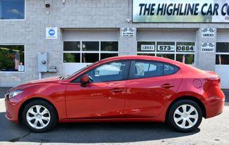 2016 Mazda Mazda3 i Sport Waterbury, Connecticut 3