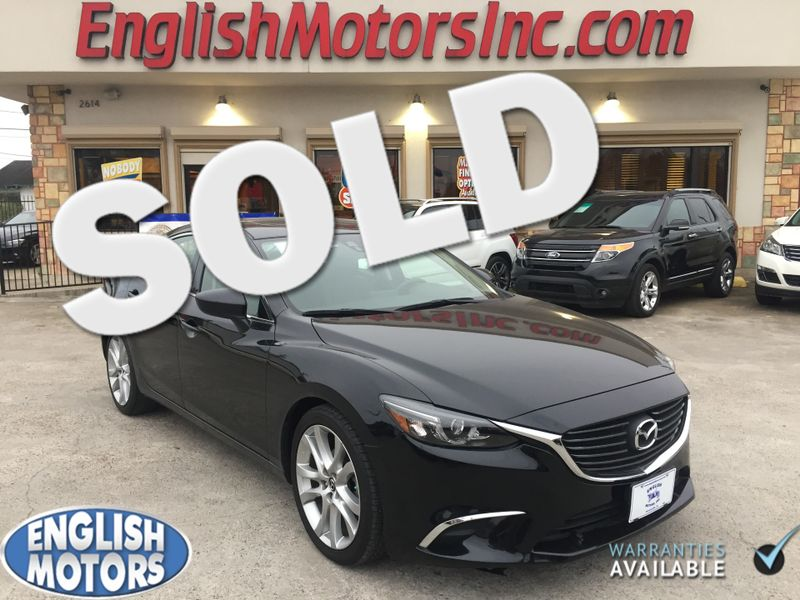 2016 Mazda Mazda6 i Touring  Brownsville TX  English Motors  in Brownsville, TX