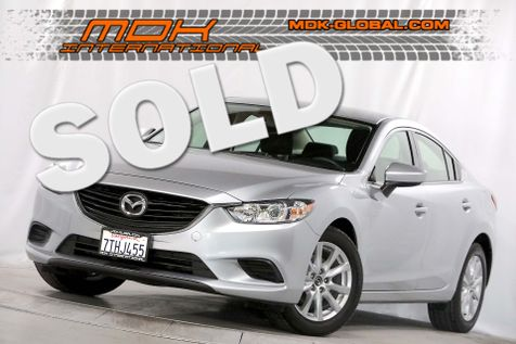 2016 Mazda Mazda6 i Sport - Manual transmission - Only 33K miles in Los Angeles