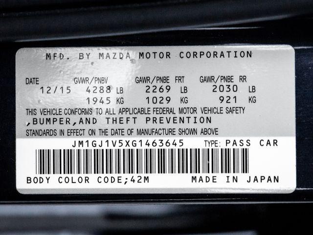 2016 Mazda Mazda6 i Touring Burbank, CA 27
