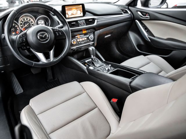 2016 Mazda Mazda6 i Touring Burbank, CA 9