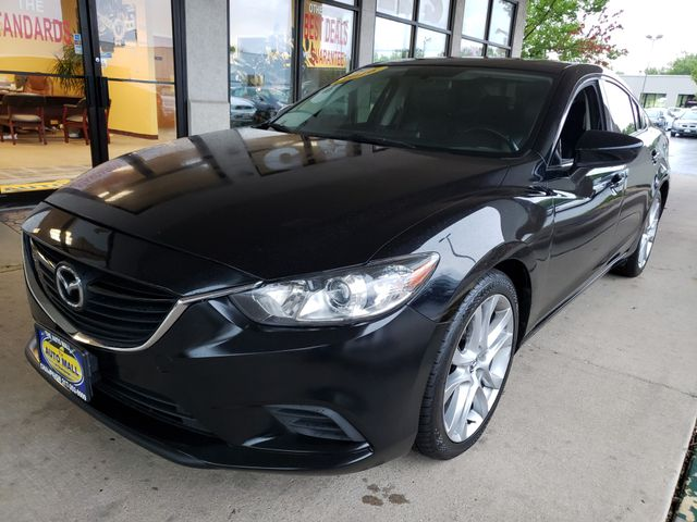2016 Mazda Mazda6 i Touring | Champaign, Illinois | The Auto Mall of Champaign in Champaign Illinois