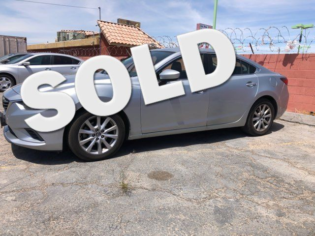 2016 Mazda Mazda6 i Sport CAR PROS AUTO CENTER (702) 405-9905 Las Vegas, Nevada