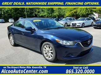 "2016 Mazda Mazda6 i Sport w/17"" Alloys in Louisville, TN 37777"