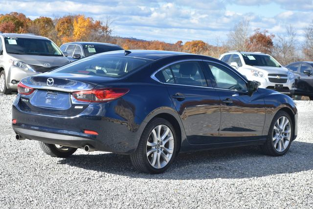 2016 Mazda Mazda6 i Touring Naugatuck, Connecticut 4