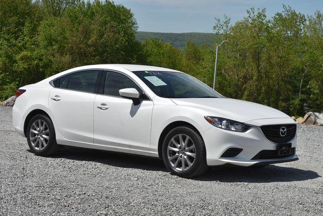 2016 Mazda Mazda6 i Sport Naugatuck, Connecticut