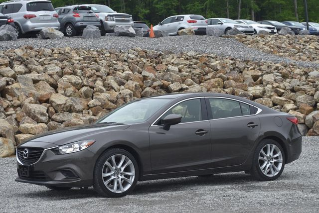 2016 Mazda Mazda6 i Touring Naugatuck, Connecticut