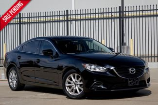 2016 Mazda Mazda6 i Sport*only 75k mi*Manual*EZ Finance** | Plano, TX | Carrick's Autos in Plano TX