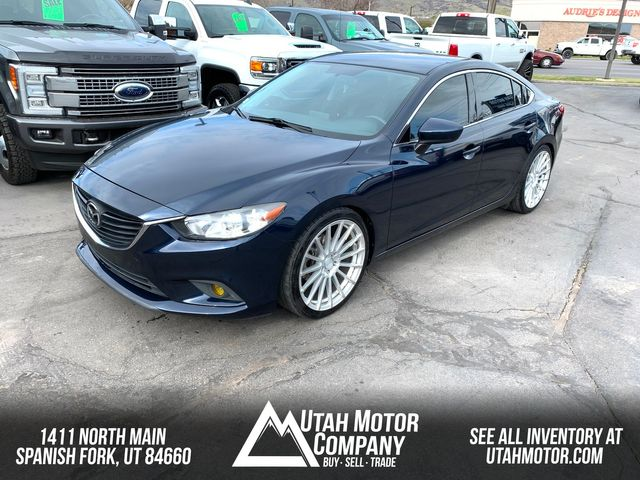 2016 Mazda Mazda6 i Touring in Spanish Fork, UT 84660