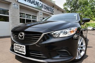2016 Mazda Mazda6 i Touring Waterbury, Connecticut 4