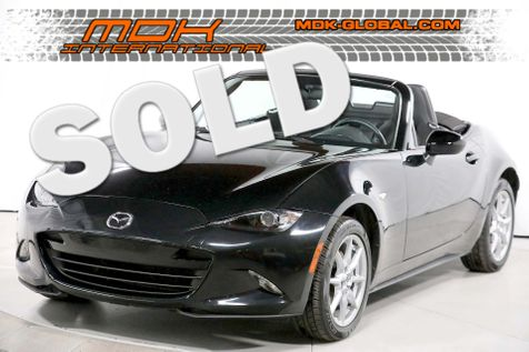 2016 Mazda MX-5 Miata Sport - Manual - Advanced Key system in Los Angeles