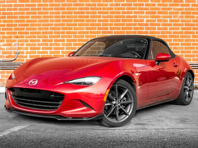 2016 Mazda MX-5 Miata Grand Touring Burbank, CA 1