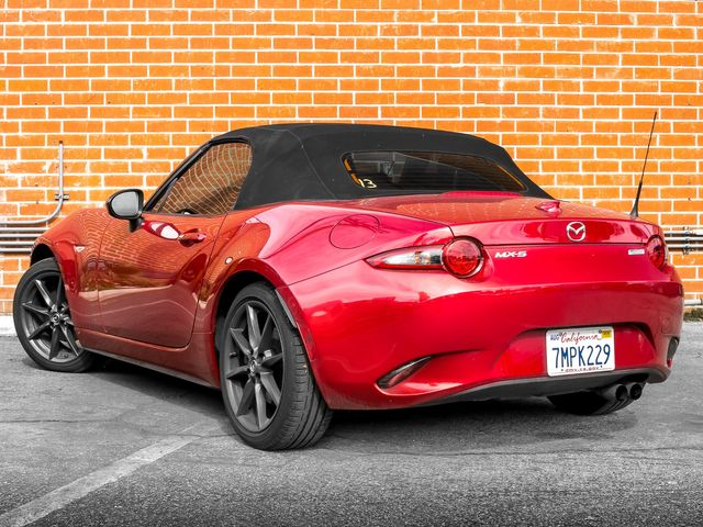 2016 Mazda MX-5 Miata Grand Touring Burbank, CA 8