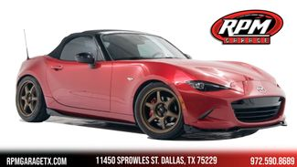 2016 Mazda MX-5 Miata Club with Many Upgrades in Dallas, TX 75229
