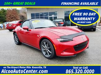 2016 Mazda MX-5 Miata Grand Touring with Navigation in Louisville, TN 37777