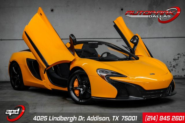 2016 McLaren 650S in Addison, TX 75001
