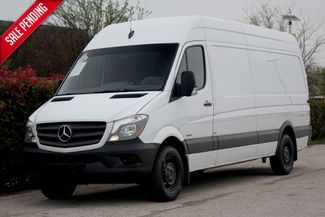 2016 Mercedes-Benz 2500 Sprinter Vans High Roof 170 Wheelbase One Owner Off Grid Van in Dallas, Texas 75220