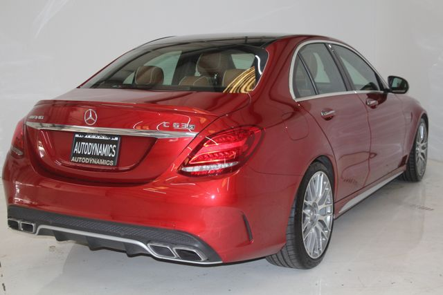2016 Mercedes-Benz AMG C 63 S Houston, Texas 10