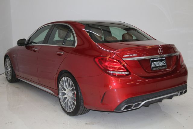 2016 Mercedes-Benz AMG C 63 S Houston, Texas 12