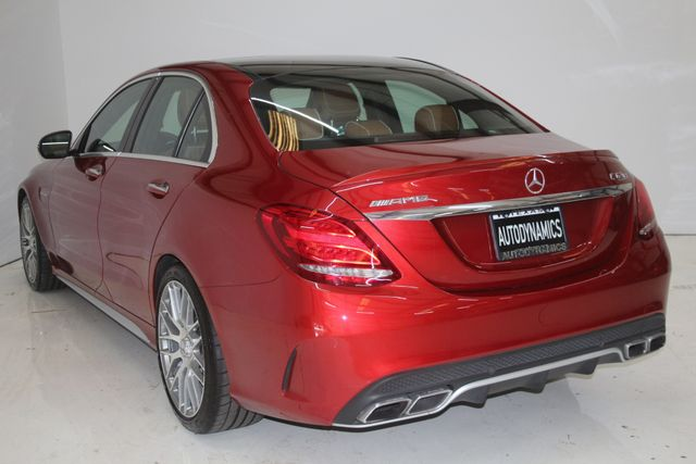 2016 Mercedes-Benz AMG C 63 S Houston, Texas 13