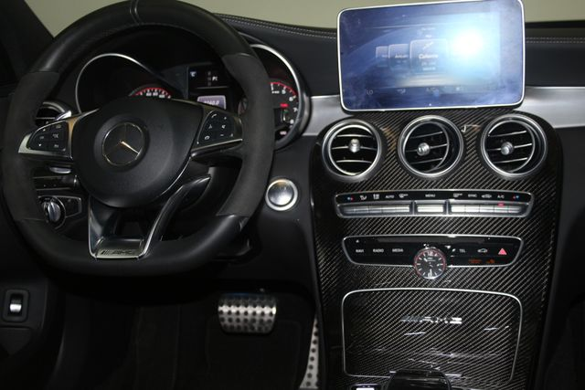 2016 Mercedes-Benz AMG C 63 S Houston, Texas 20
