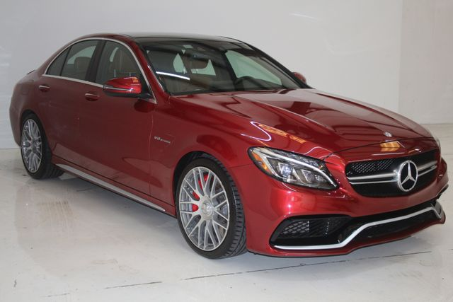 2016 Mercedes-Benz AMG C 63 S Houston, Texas 8