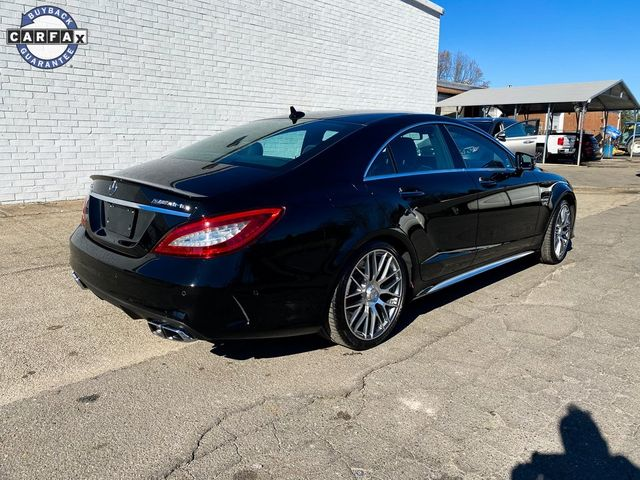 2016 Mercedes-Benz AMG CLS 63 S-Model Madison, NC 1
