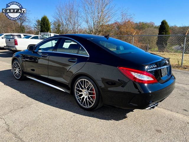 2016 Mercedes-Benz AMG CLS 63 S-Model Madison, NC 2