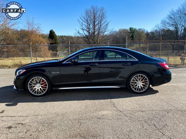 2016 Mercedes-Benz AMG CLS 63 S-Model Madison, NC 3