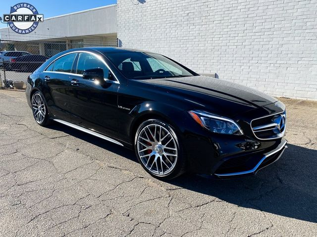 2016 Mercedes-Benz AMG CLS 63 S-Model Madison, NC 6