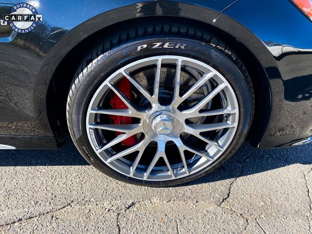 2016 Mercedes-Benz AMG CLS 63 S-Model Madison, NC 7