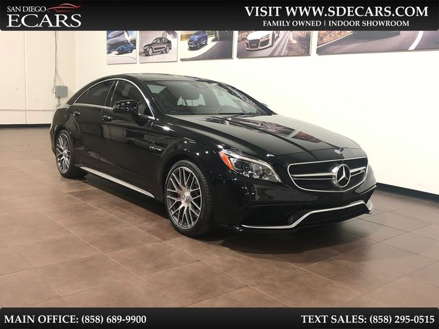 2016 Mercedes-Benz AMG CLS 63 S-Model in San Diego, CA 92126