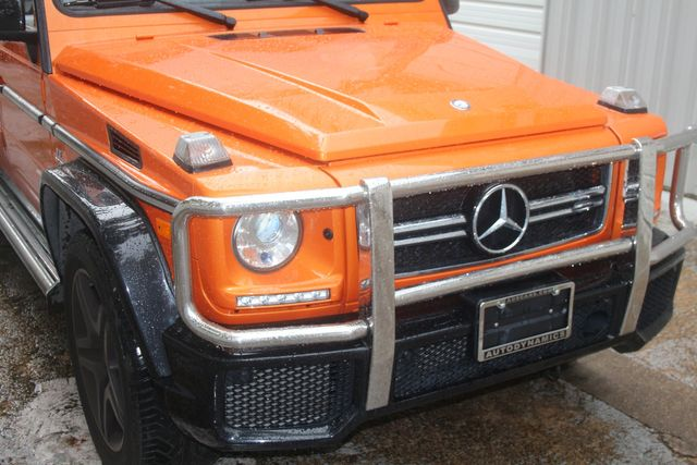 2016 Mercedes-Benz AMG G 63 SPECIAL EDITION in Houston, Texas 77057
