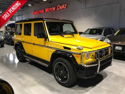 2016 Mercedes-Benz G 63 AMG  in Lake Forest, IL
