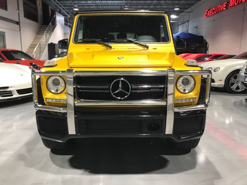 2016 Mercedes-Benz G 63 AMG   Lake Forest IL  Executive Motor Carz  in Lake Forest, IL