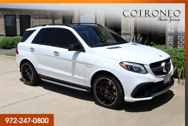 2016 Mercedes-Benz AMG GLE 63 S-Model